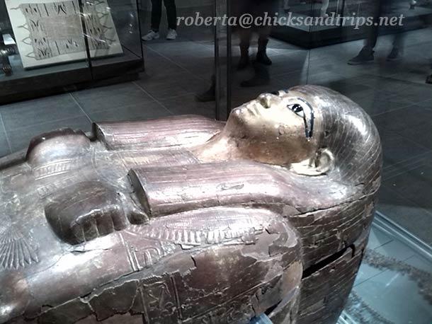 Sarcofago di Merit - Museo Egizio di Torino