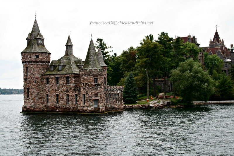 mille isole Boldt Castle