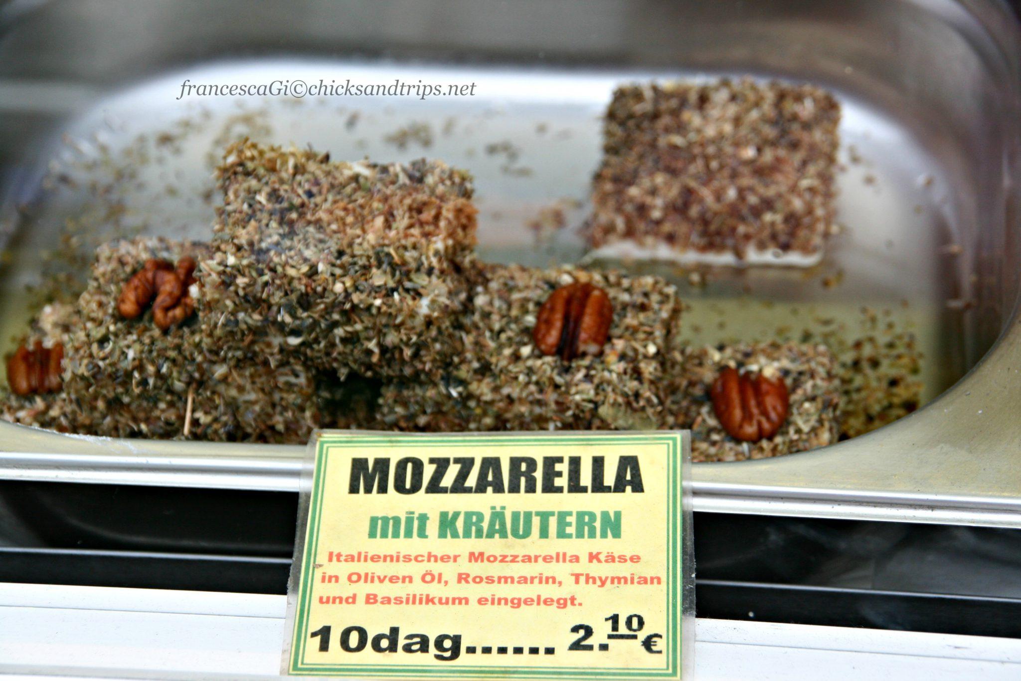 Mozzarella???
