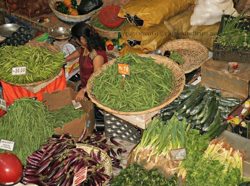 Mauritius: il mercato di Port Louis