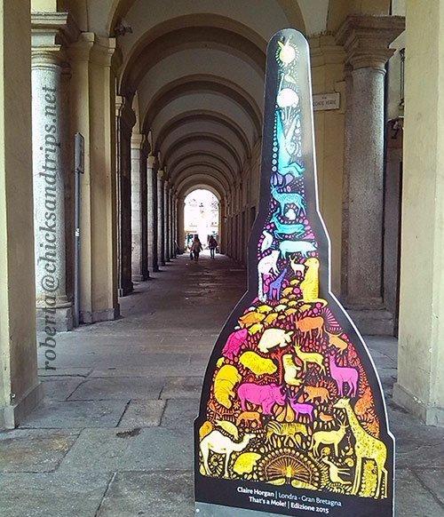 Portici in via Palazzo di Città