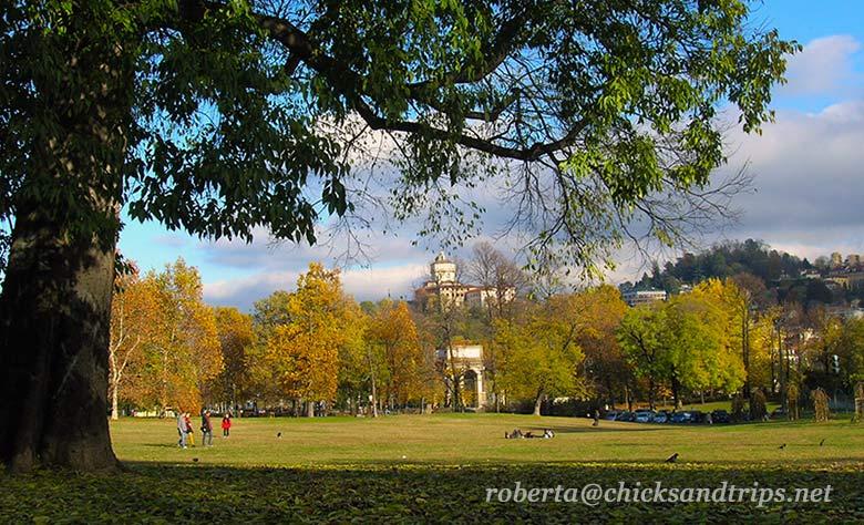 Scorci d'autunno a Torino