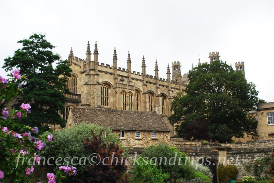 Oxford christ church college