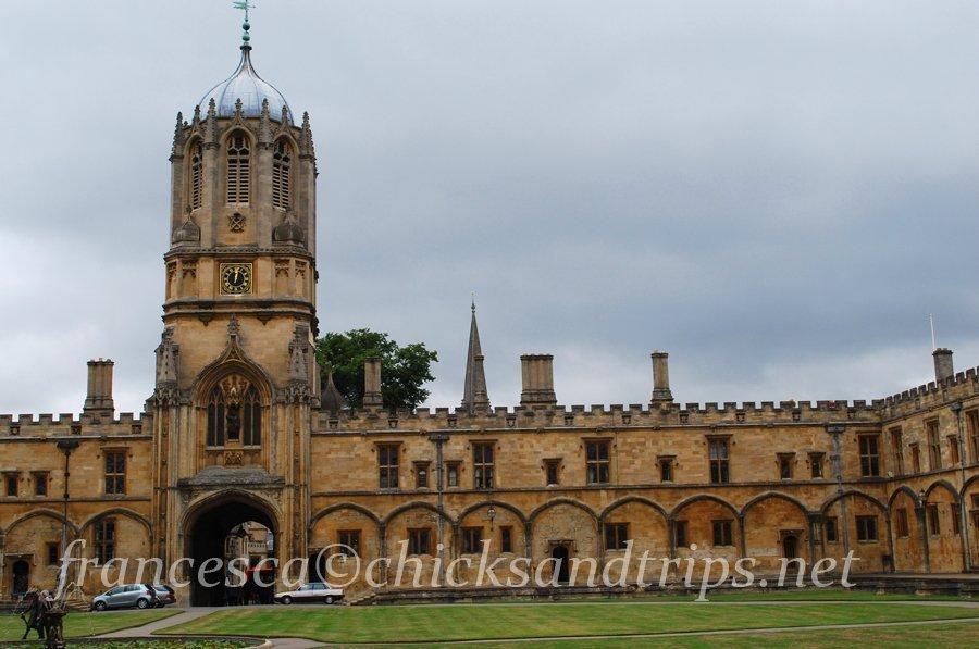 A Oxford per un giorno: visita al Christ Church College