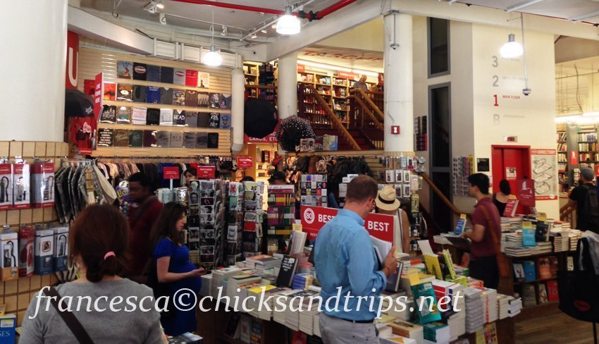 strand librerie di new york