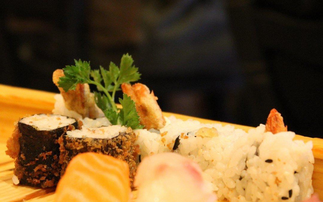 Come si mangia il sushi: il vademecum