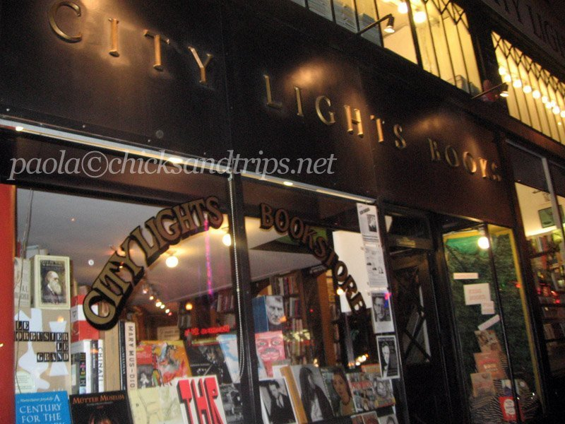 L'entrata del City Light Bookstore