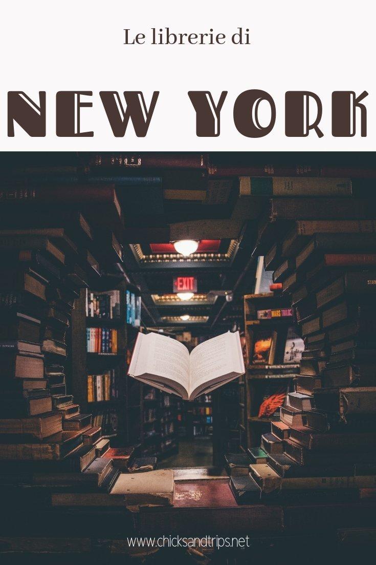 new york librerie strand