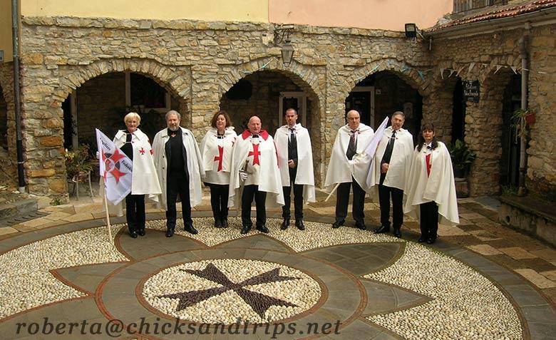 Cavalieri templari (!) a Seborga