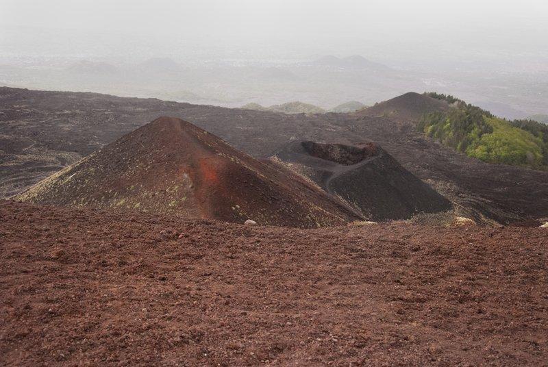 Etna e gli elementi contro