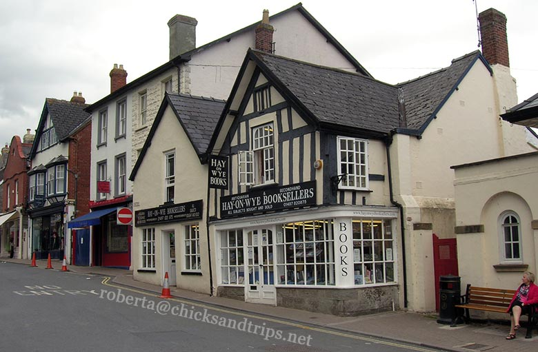 Hay-on-Wye: librerie