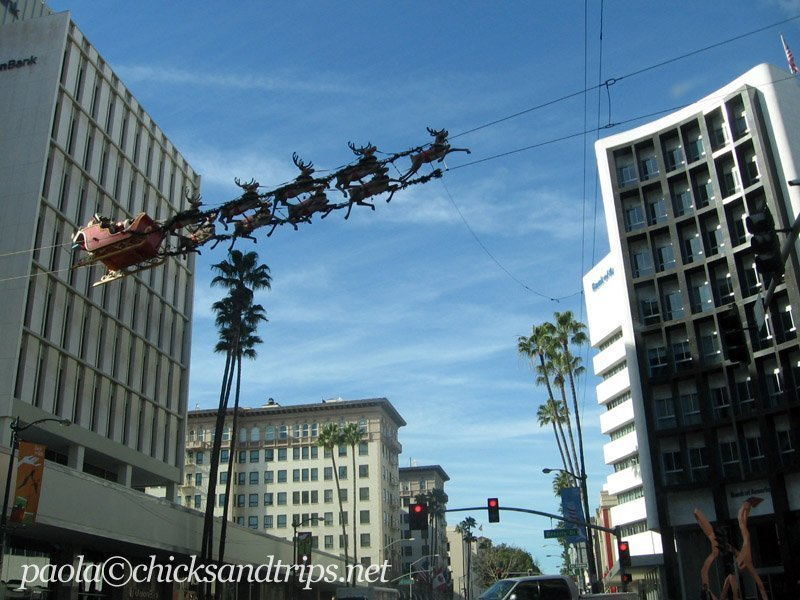 A very Beverly Hills Christmas