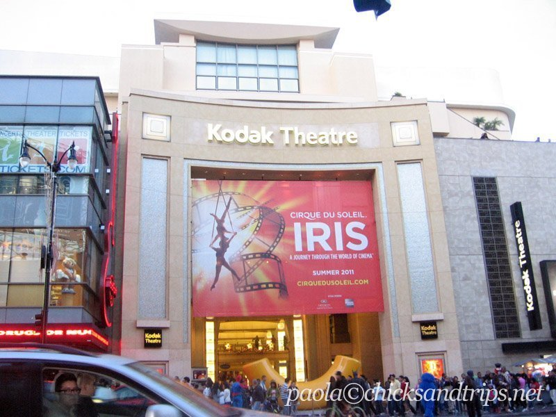 Il Kodak Theater