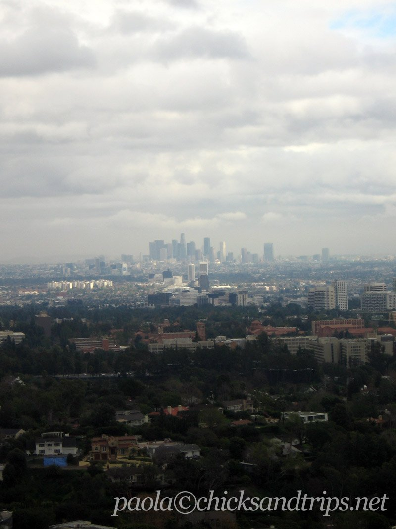 L'area di Los Angeles
