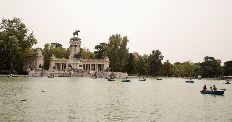 Madrid con pochi soldi 9