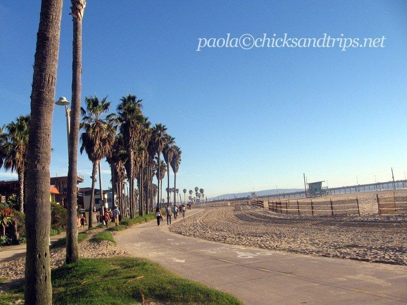Passeggiando fra Santa Monica e Venice Beach