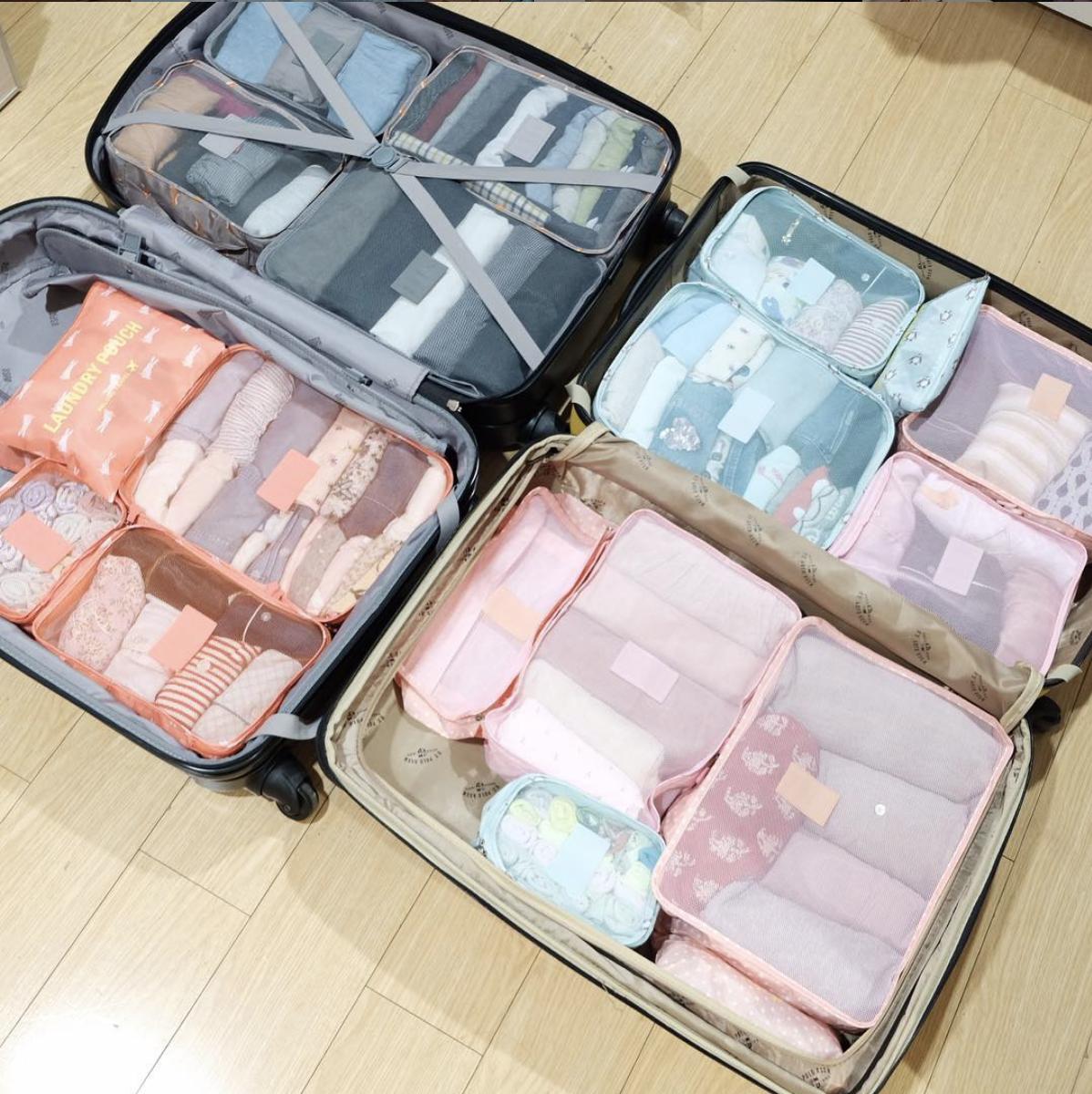 bagaglio a mano marie kondo