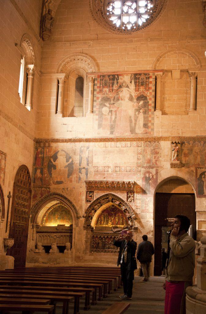 Salamanca Catedral Vieja