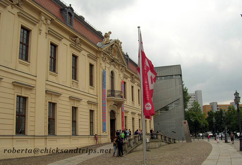 Ingresso al museo