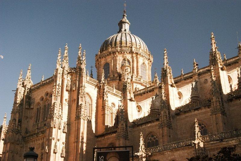 Salamanca, il gioiello della Meseta