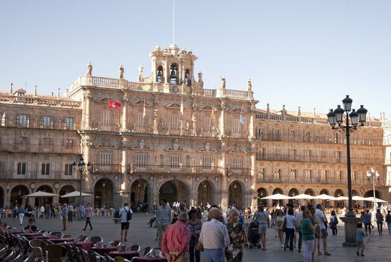 Salamanca Ayuntamento