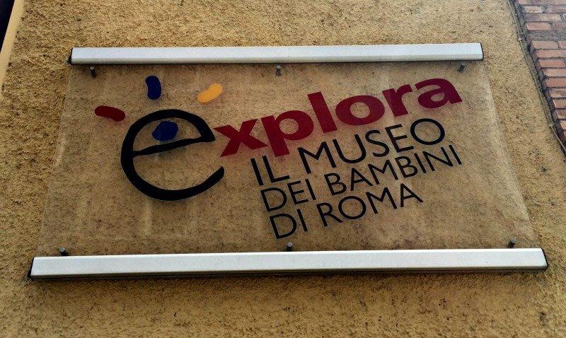 Explora – Il museo dei bambini di Roma