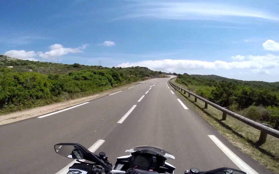 Viaggiare a due ruote