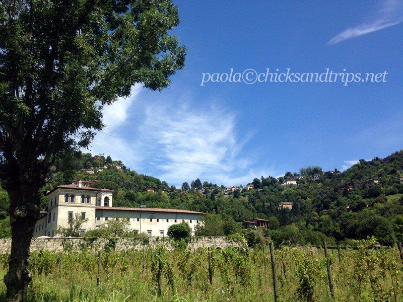 In giro per i colli bergamaschi: il Monastero di Astino