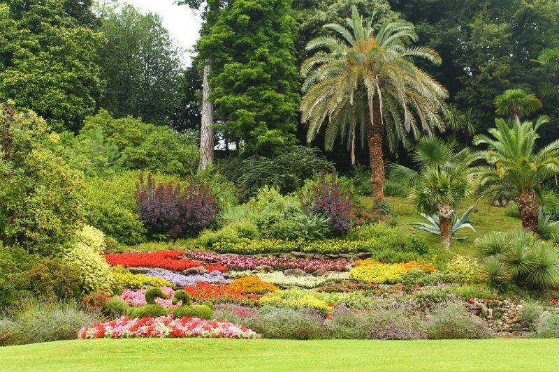 Il giardino botanico di Villa Carlotta