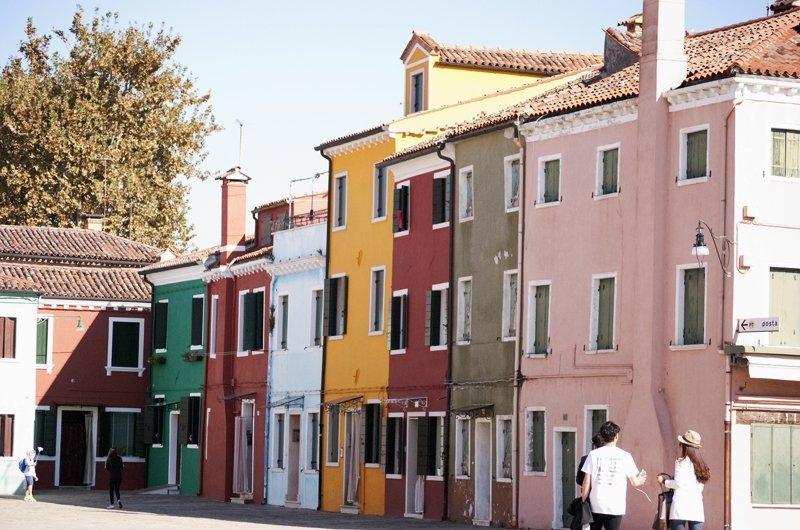 Burano, il villaggio più colorato d'Italia