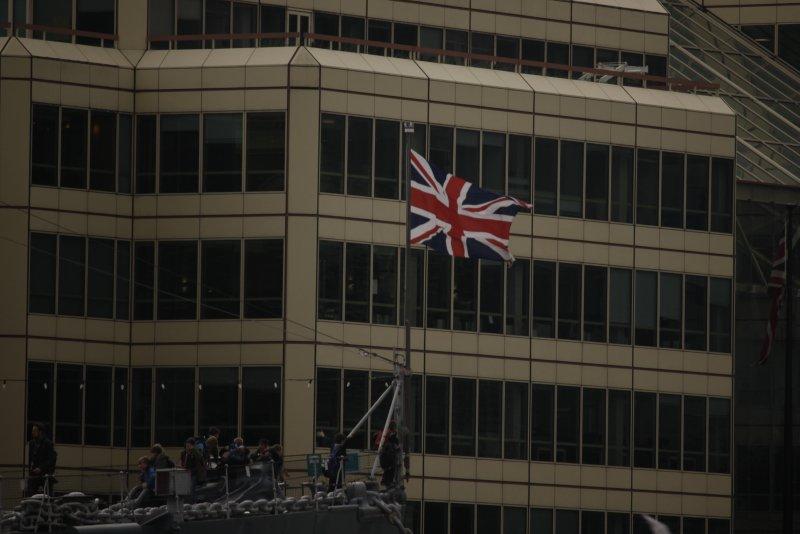A Londra c'è una sola Union Jack