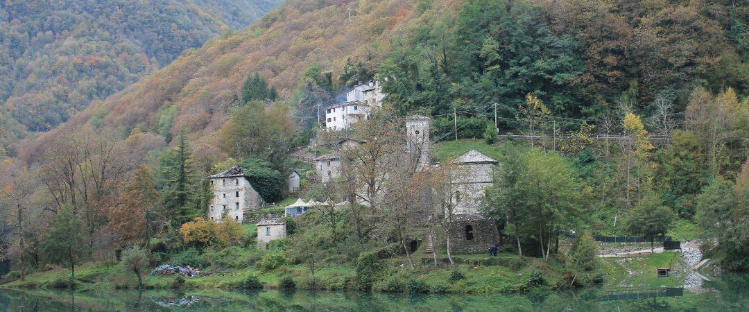 Isola Santa ovvero i colori dell'autunno