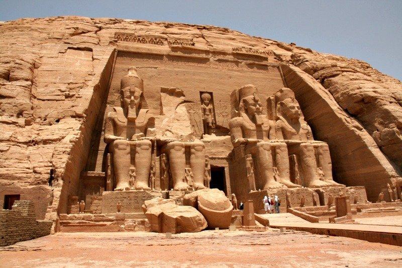 Abu Simbel: la maestosità dei templi nubiani di Ramses II