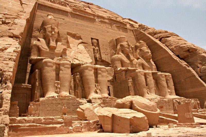 Templi Abu Simbel