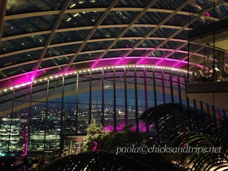 Sky Garden: From the Rooftops of London…