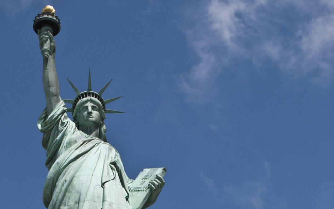 La Statua della Libertà ed Ellis Island