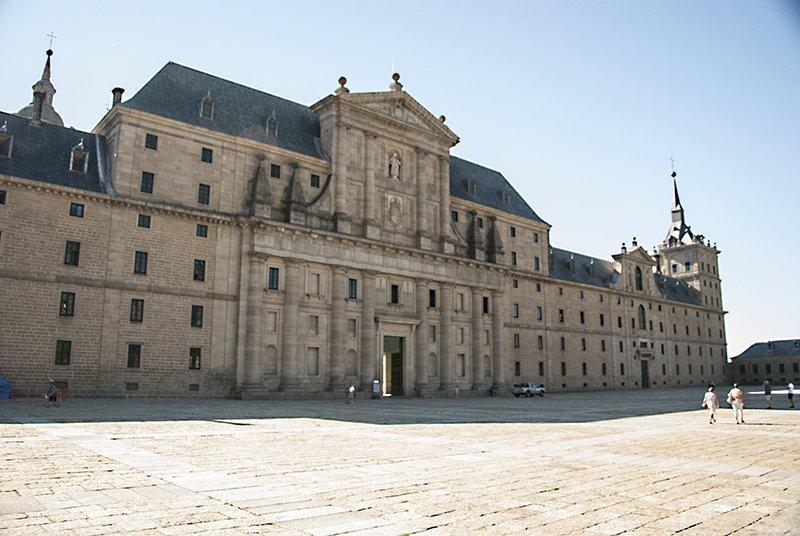 itinerario Spagna centrale san Lorenzo el Escorial