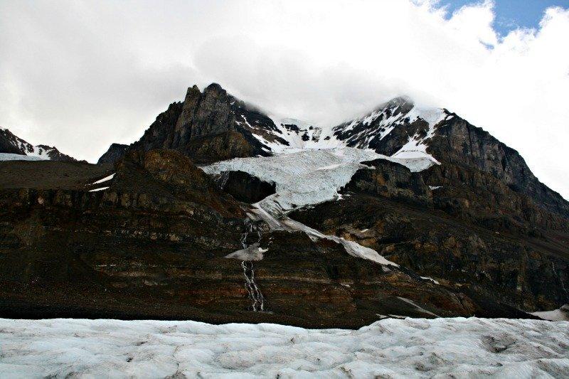 Cosa vedere in Canada: escursione sul ghiacciaio Athabasca