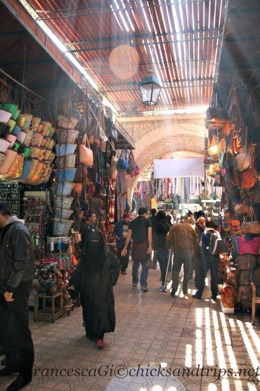 medina di marrakech