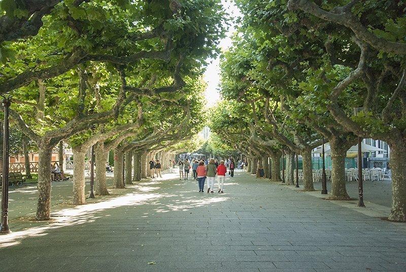 itinerario Spagna