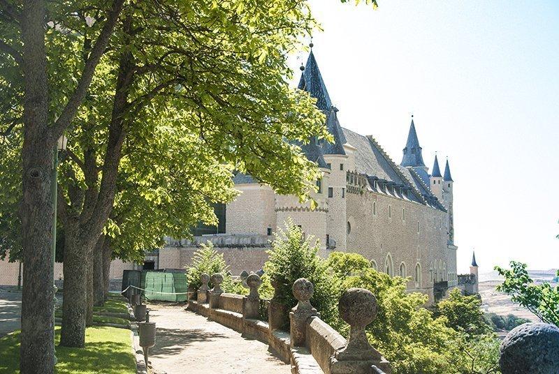 itinerario Spagna Segovia