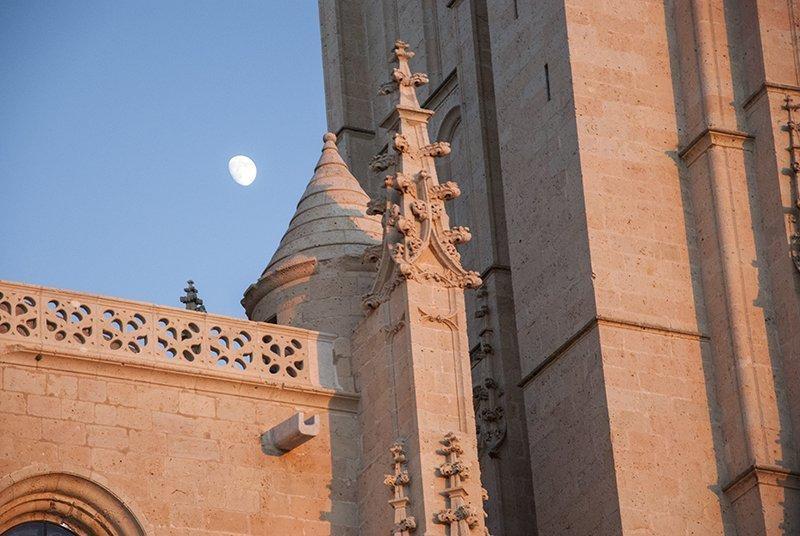 Itinerario di 11 giorni nella Spagna Centrale.