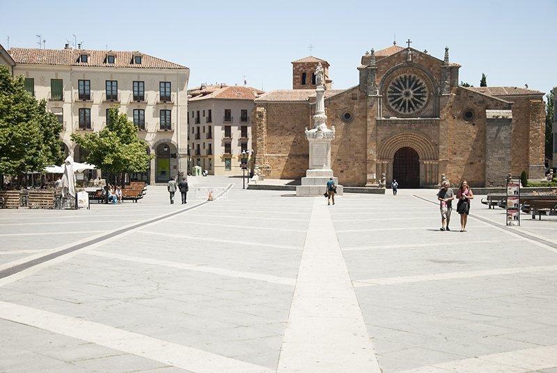 itinerario Spagna centrale Avila