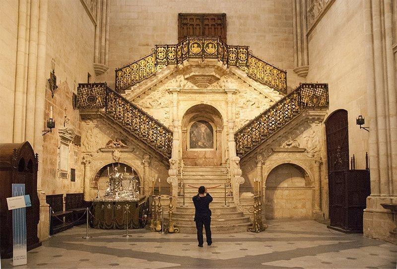 itinerario Spagna centrale