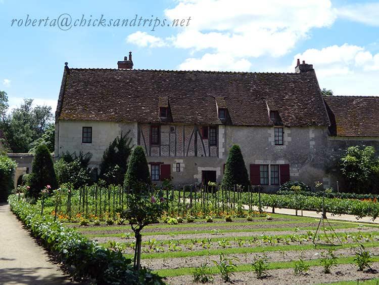 fattoria nel parco del castello