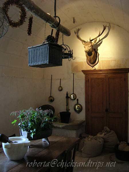 cucine del castello
