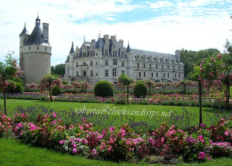 Chenonceau: il castello delle dame