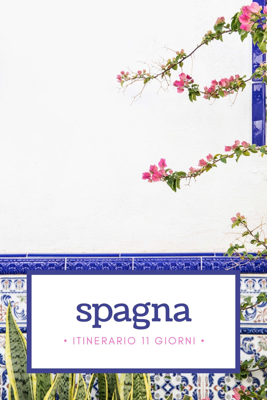 spagna itinerario