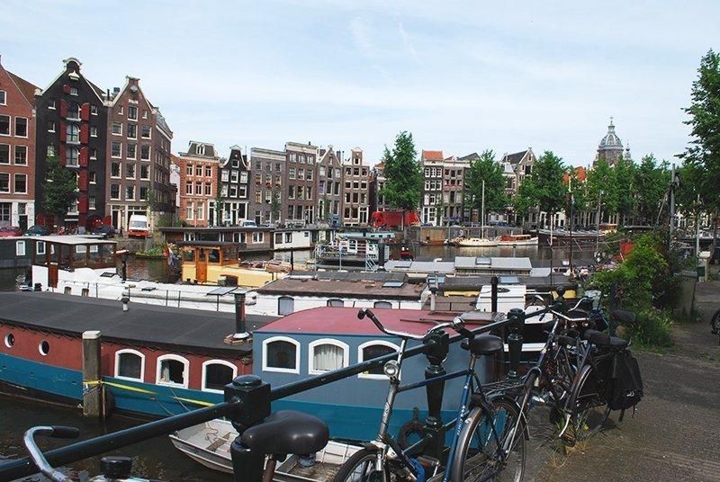 Amsterdam case storte