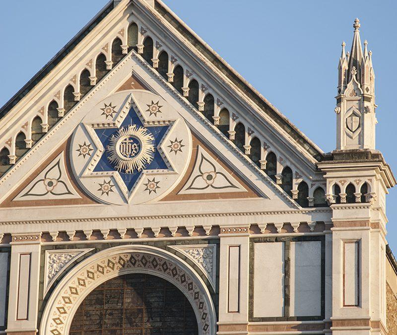 Chi è sepolto nella Basilica di Santa Croce a Firenze?